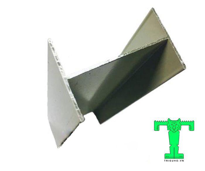 Thanh nhôm H50 nối sử dụng cho vách Panel dày 50mm