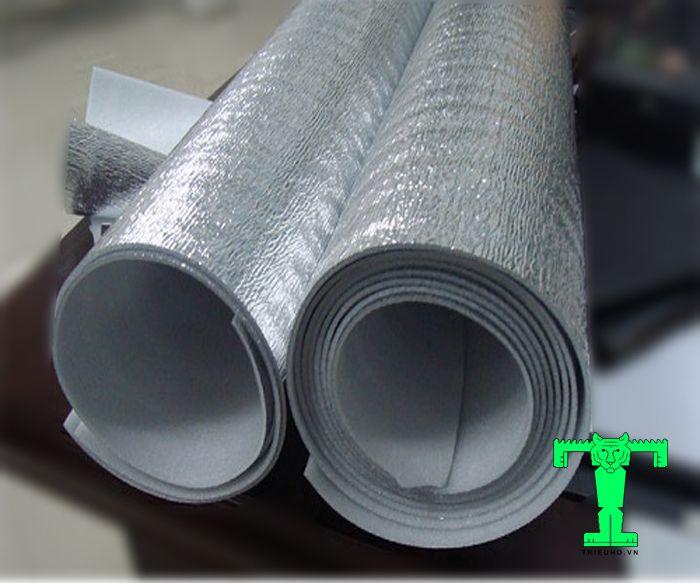 Mút xốp PE OPP giảm tiếng ồn hiệu quả. Bề mặt vật liệu sạch, đẹp, độ bền cao
