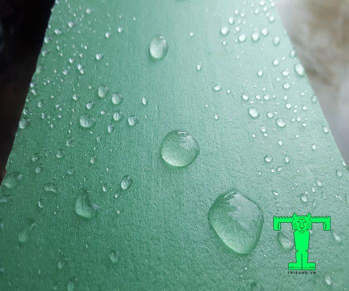 Tấm xốp XPS dày 50mm kháng nước, chống dột, chống thấm hoàn toàn mang lại hiệu quả sử dụng cao