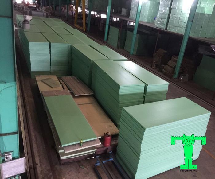 Xốp cứng XPS tại Đà Nẵng của công ty Triệu Hổ là rẻ nhất, chất lượng nhất