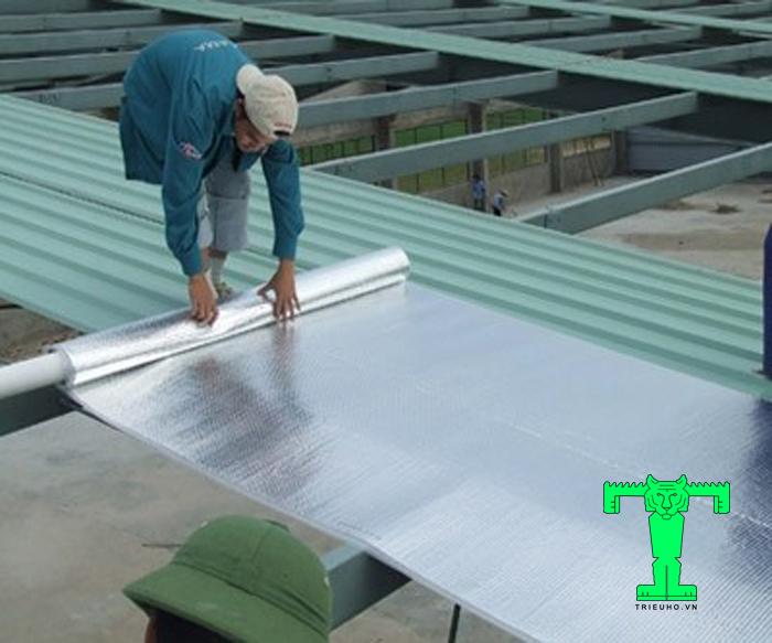 Tấm cách nhiệt Cát Tường có sản phẩm phù hợp với từng hạng mục trong công trình