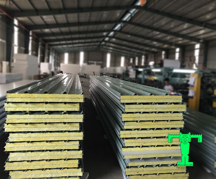 ton cach nhiet chong chay Glasswool
