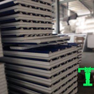 sản phẩm tôn cách nhiệt EPS siêu nhẹ, siêu chịu lực và siêu bền