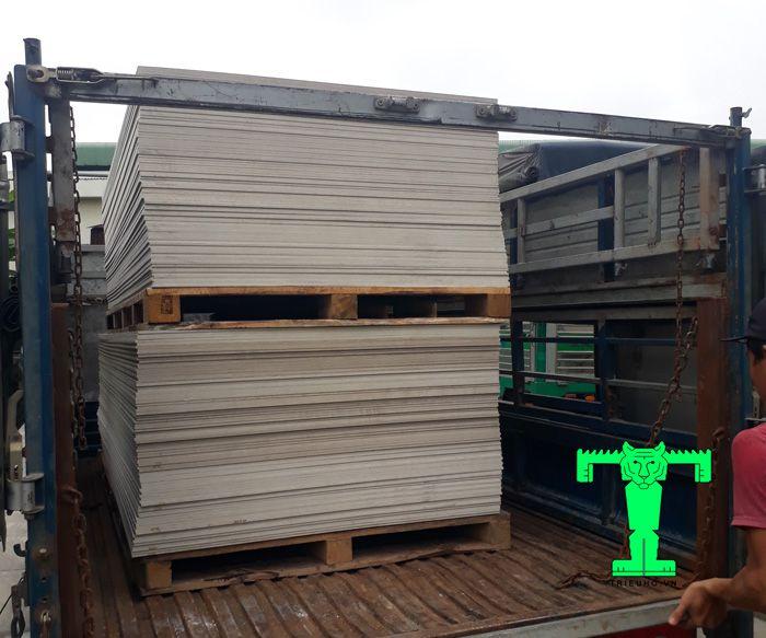 Tấm xi măng Thái Lan dày 12mm được sử dụng trong nhiều công trình