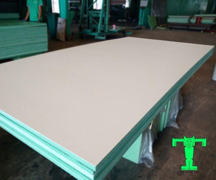 Vật liệu thi công trần nhà