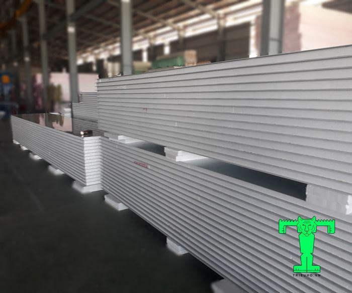 panel chống cháy eps 75mm