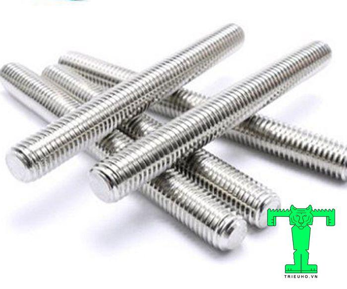Thanh ty ren M10 thường dùng được với những liên kết thẳng đứng là chủ yếu