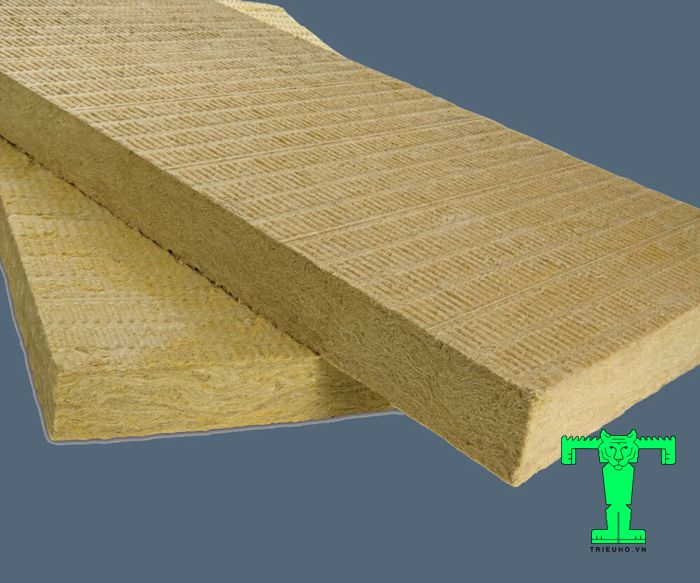 Bông khoáng dạng tấm dày 50mm là vật liệu vô cơ, không chứa chất dinh dưỡng nên không có hiện tượng mối mọt, mục nát