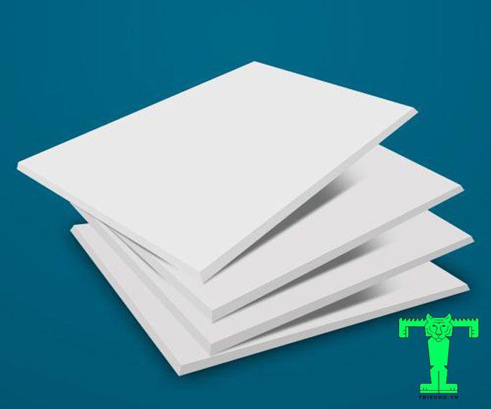 Báo giá ván nhựa Picomat của Triệu Hổ luôn CẬP NHẬT, giúp bạn nắm bắt giá từng sản phẩm dễ dàng