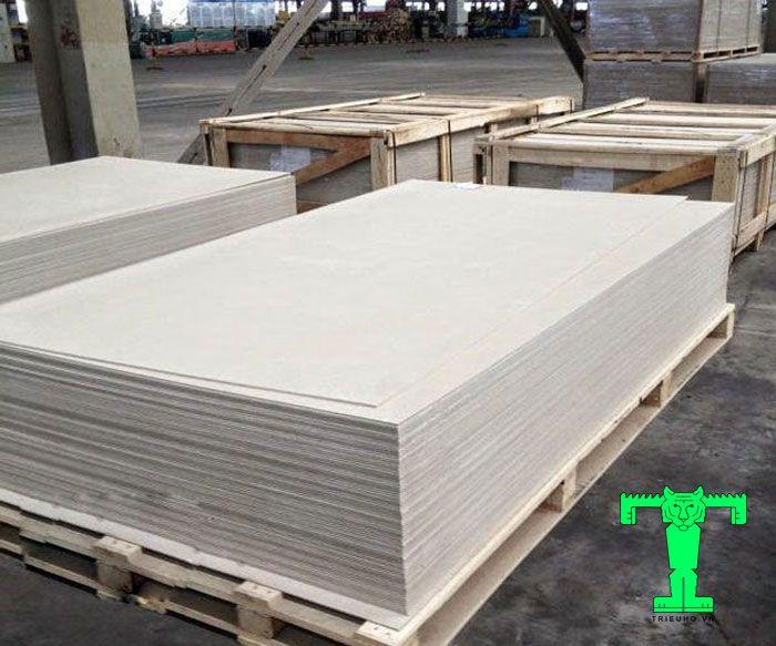 Tấm trần xi măng Smartboard Thái Lan dày 3.5mm