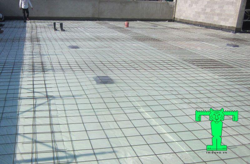 tấm cách nhiệt xps chống nóng cho sàn