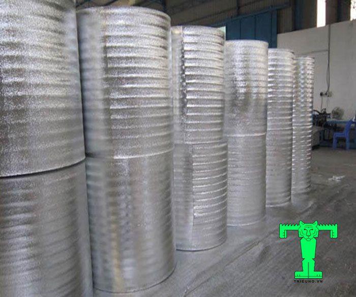 Mút xốp cách nhiệt PE OPP được sử dụng cho nhiều vị trí trong công trình và đều mang lại hiệu quả cao
