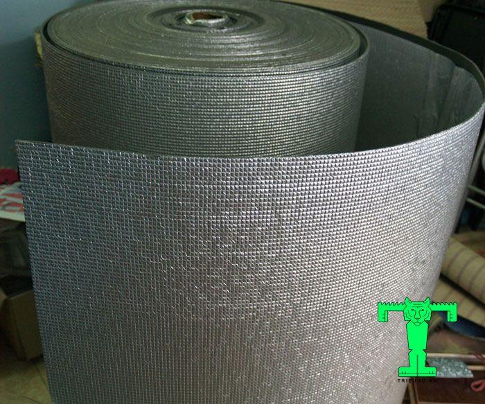 Mút xốp cách nhiệt PE OPP dày 3mm có khả năng cách nhiệt, cách âm và chống cháy
