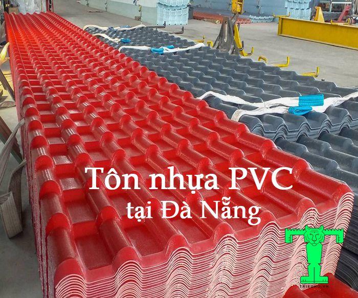 Tôn nhựa PVC tại Đà Nẵng giá rẻ, chất lượng khách hàng luôn chọn Triệu Hổ