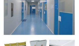 thi công vách ngăn panel phòng sạch