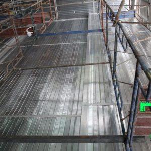 công trình panel soi lỗ tiêu âm 6