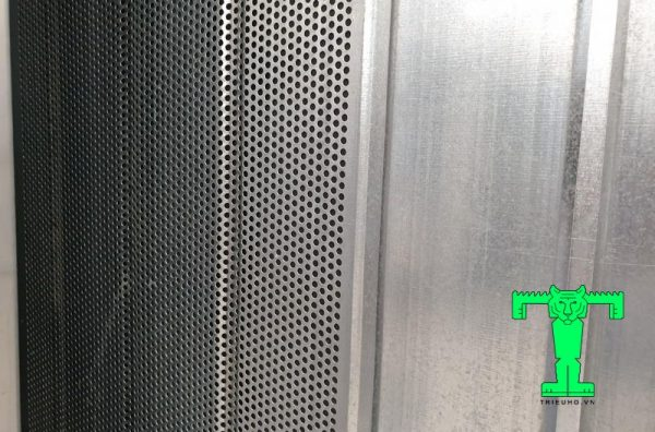 sản phẩm panel soi lỗ tiêu âm
