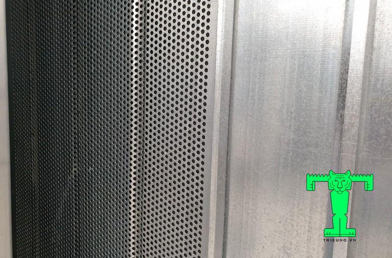công trình panel soi lỗ tiêu âm 10