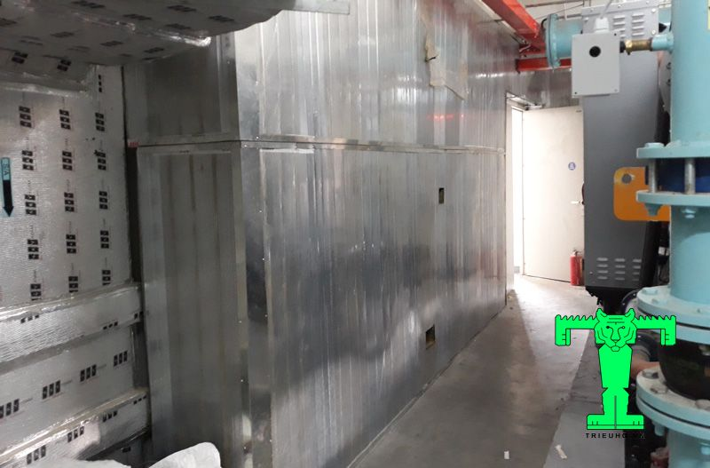 công trình panel soi lỗ tiêu âm 4