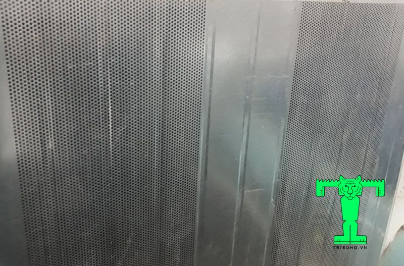 công trình panel soi lỗ tiêu âm 5