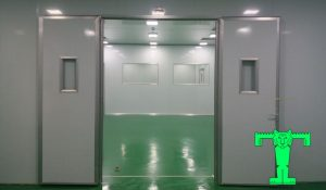 Vách panel phòng sạch