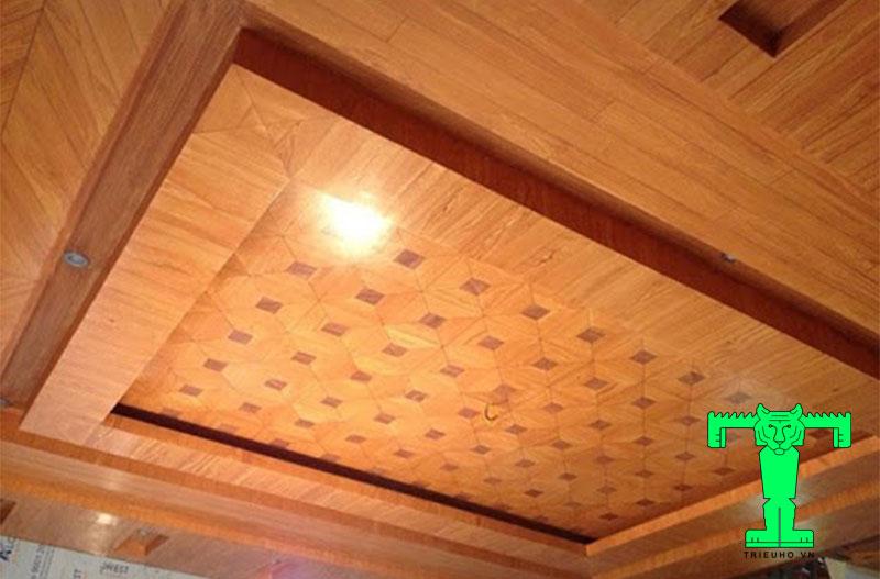 mẫu trần tôn giả gỗ