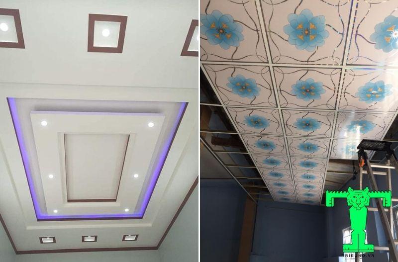 La phông trần nhà