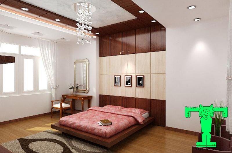 Thiết kế nội thất phòng ngủ cũng như không gian phòng ngủ phải mang đến sự thoải mái, thoáng mát, ấm cúng
