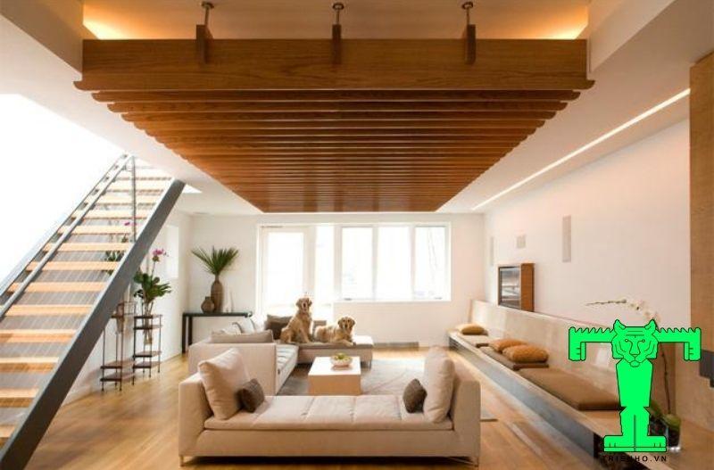 La phông vân gỗ mới ra mắt thị trường nhưng đã nhận được nhiều sự lựa chọn từ các hộ gia đình và các nhà thiết kế bởi độ bắt mắt và sang trọng của nó.