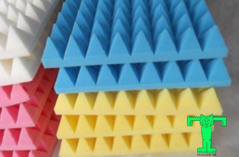 Xốp tiêu âm kim tự tháp