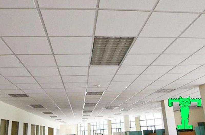 Cuối cùng là hoàn thiện quá trình thi công tấm cách nhiệt trần nhà