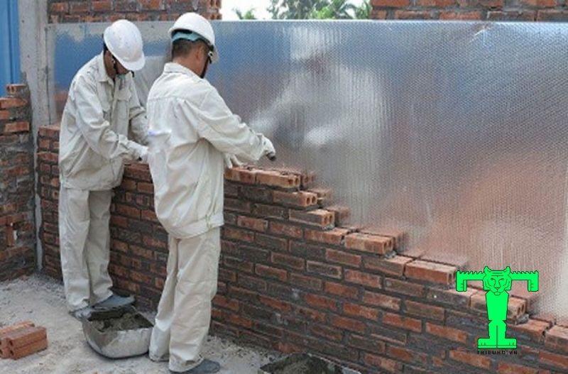 Tấm cách nhiệt chống nóng cách âm cho tường