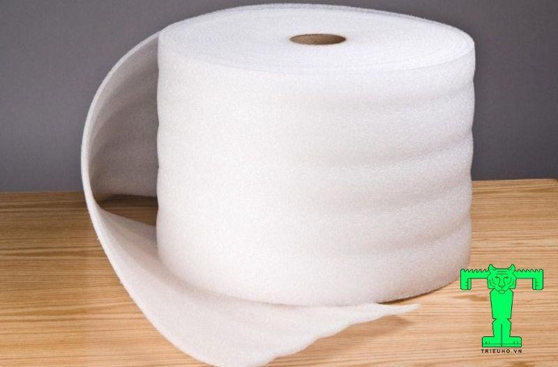 Mút xốp PE foam dùng để bọc hàng hóa