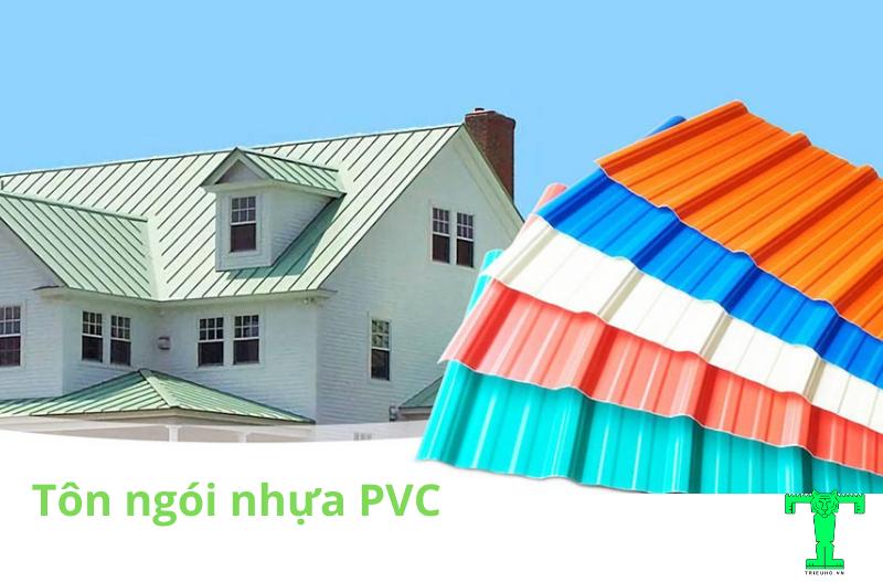 Tôn ngói nhựa PVC được ưa chuộng nhất trên thị trường hiện nay